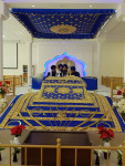 Sikh celebration - within the temple
