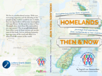 Homelands Then and Now book cover